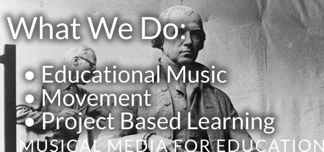 Musical Media for Education